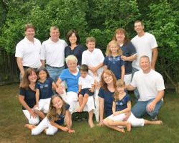Professional photography by Bonnie's Photo Imagery - Family Portraits